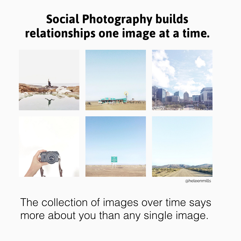 Build Relationships One Photo at a Time