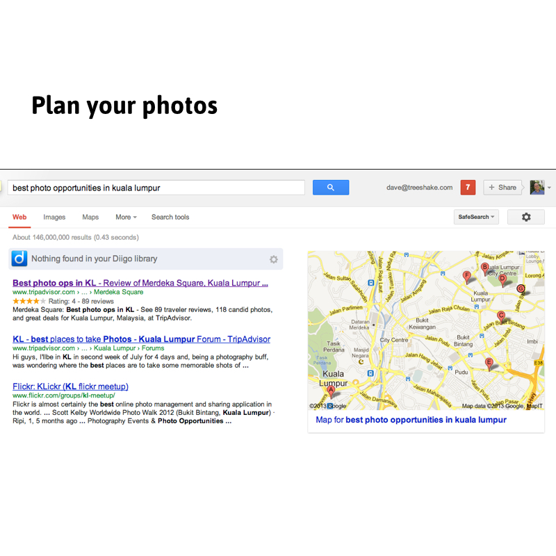 Plan Your Photos