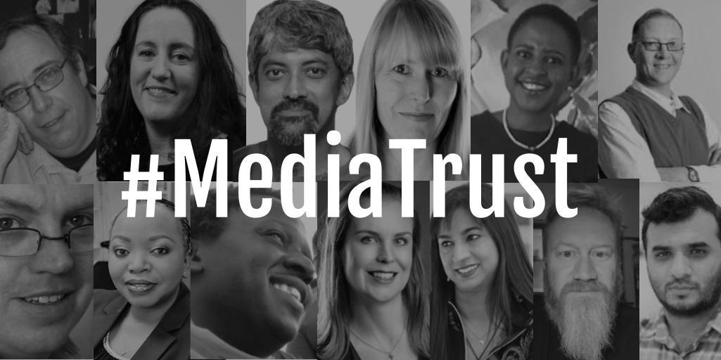 Treeshake, #mediatrust
