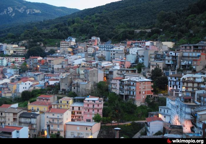 Villagrande: Epicenter of Sardinia's Blue Zone