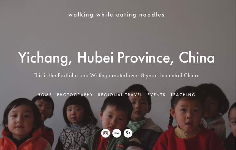 click on the image to navigate back to the Yichang Page