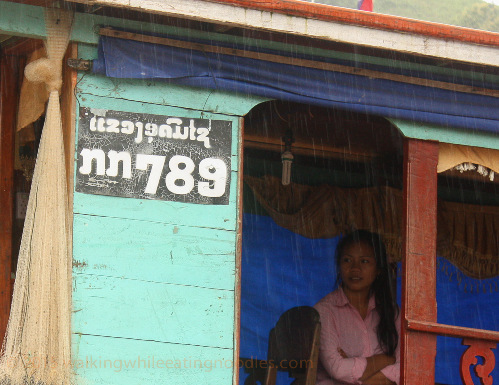 click on the image to navigate to the post about the trip through Laos.