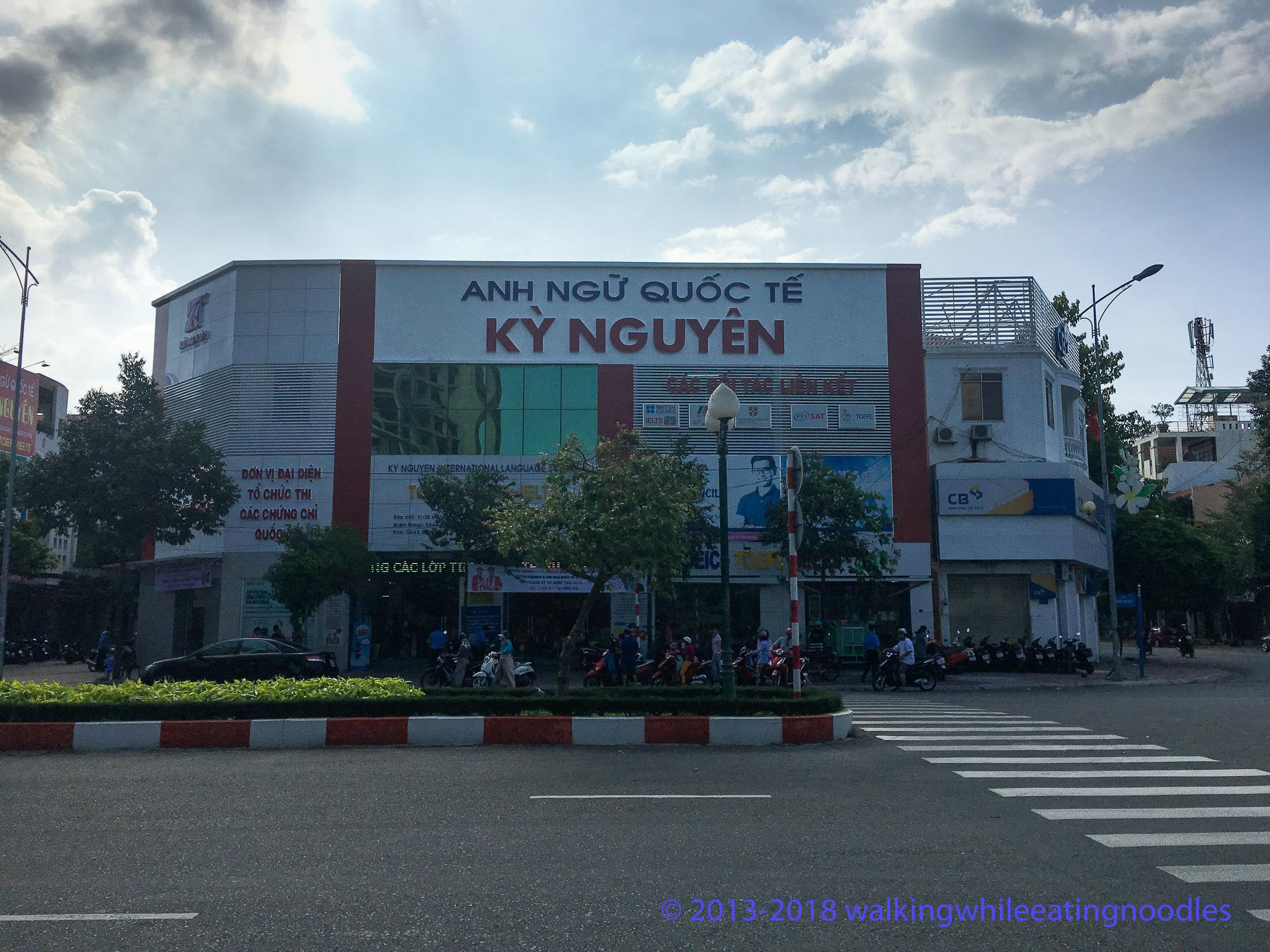 Ky Nguyen Center