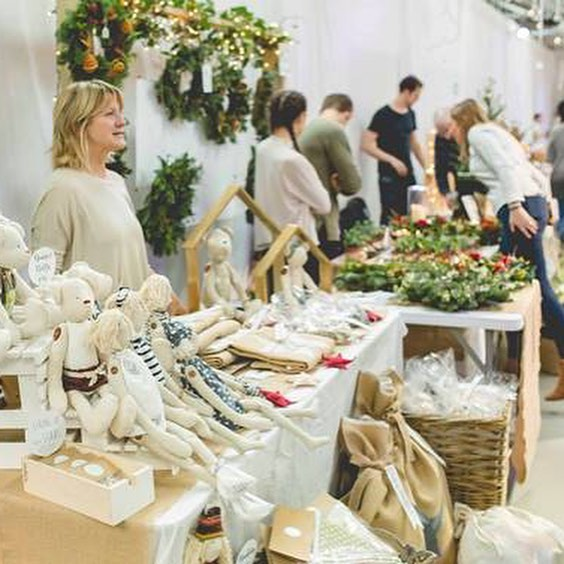We'll be hosting over 40 hand-picked home, gift and food stalls on Saturday Dec 1st as part of the @winter.market. Join us from 11am as we launch Christmas at the MEC! #wintermarket