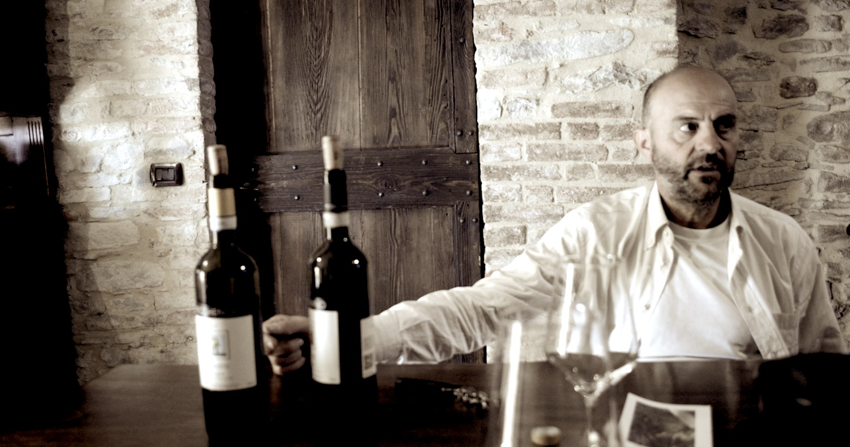 Orlando Pecchenino, winemaker, Pecchenino