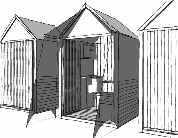 SQ1 BEACH HUT COMPETITION