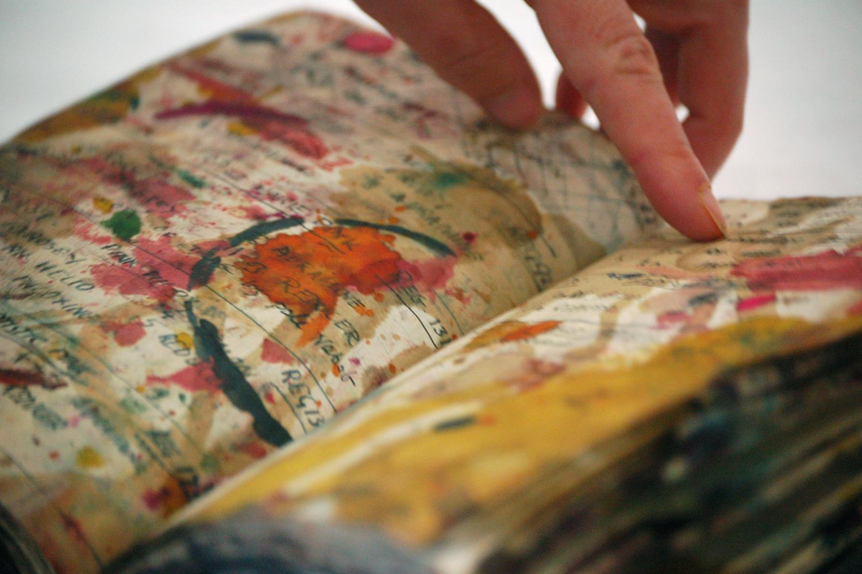 Footprints Garment Dye Book 02