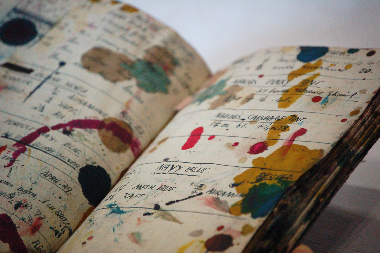 Footprints Garment Dye Book 03