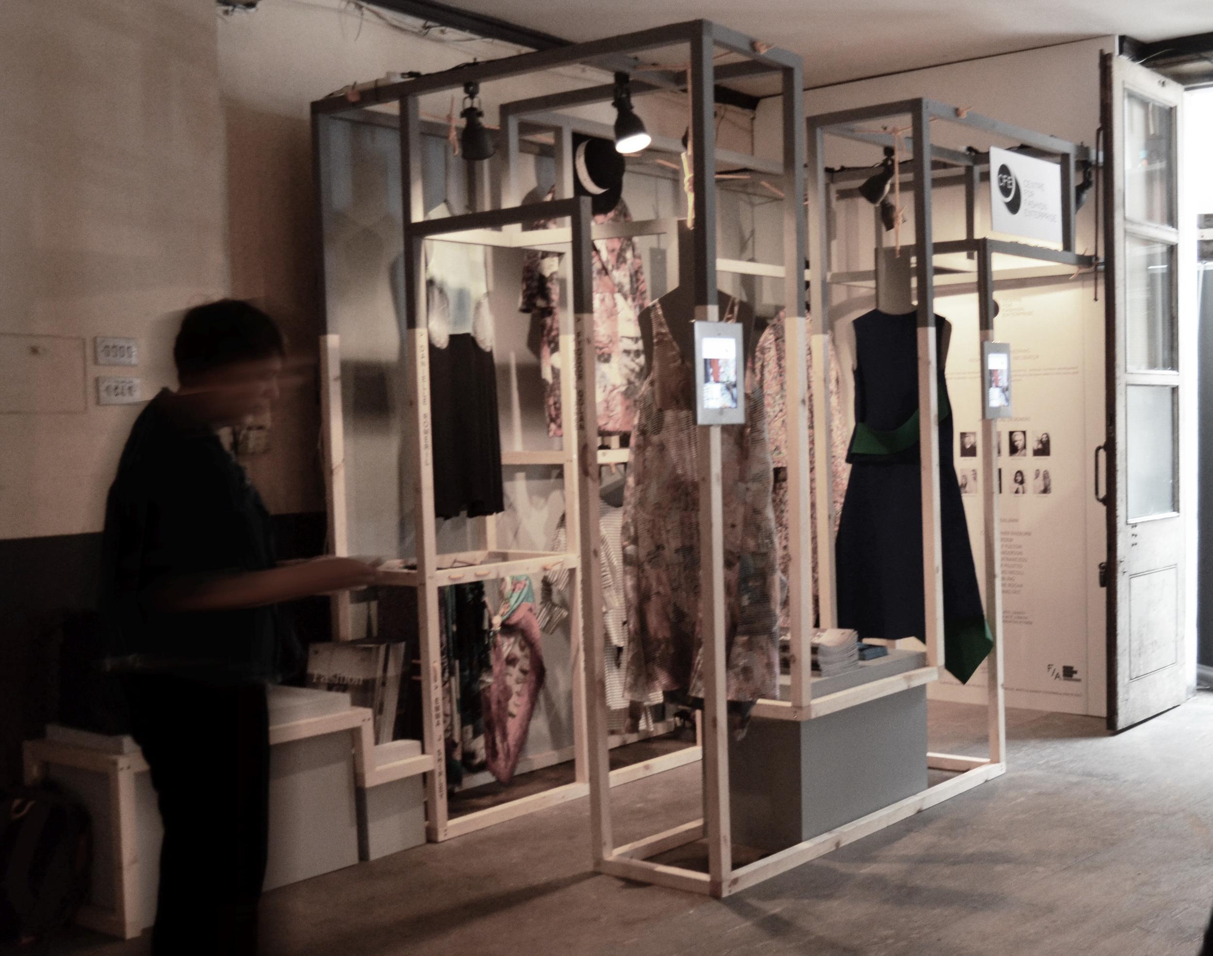 Centre for Fashion Curation - Best of Britannia 2014, London