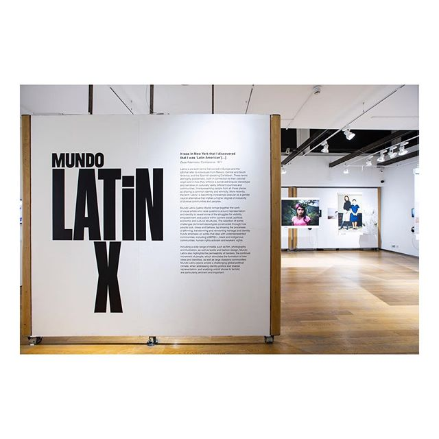Today was the last day of Mundo LatinX at Fashion Space Gallery. A big thank you to everyone who visited, all the artists that contributed their work to the exhibition, as well as the team at Fashion Space Gallery, Studio Rejane Dal Bello and our research assistants, Renan Rodrigues and Natalie Tilbury.  A another big thank you to everyone who contributed to our events programme supporting the exhibition.  More images of the exhibition on our website.  @fashionspacegallery @rejanedalbello @renankawano @thebachelorgirl  #mundolatinx #londonexhibition