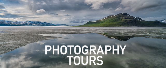 Photography Tours (trips, tours, outfitting) from Backpacking North