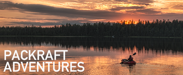 Packraft Adventures (trips, tours, outfitting) from Backpacking North