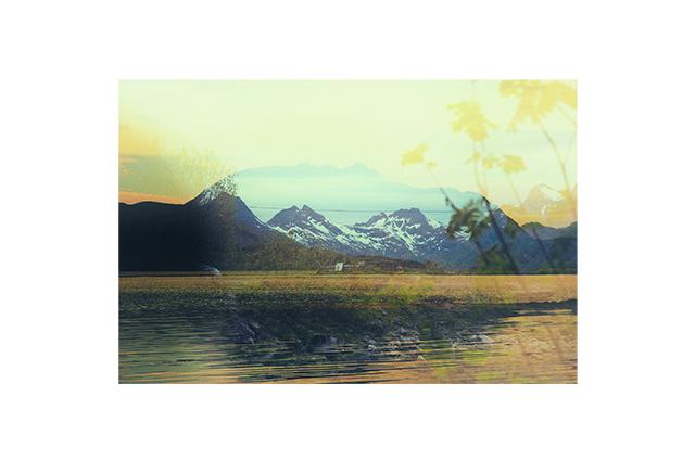 Lofoten, After Dan Graham ii