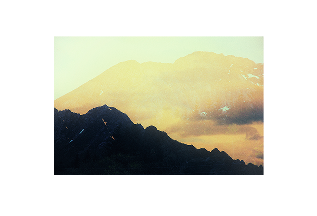 Lofoten, After Dan Graham iii