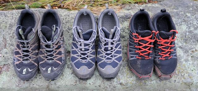 ultra light hiking boots