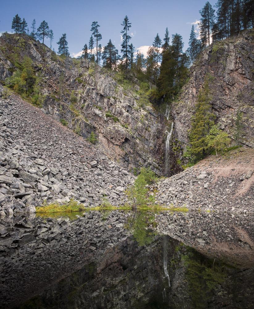 Isokuru, Pyhä-Luosti National park