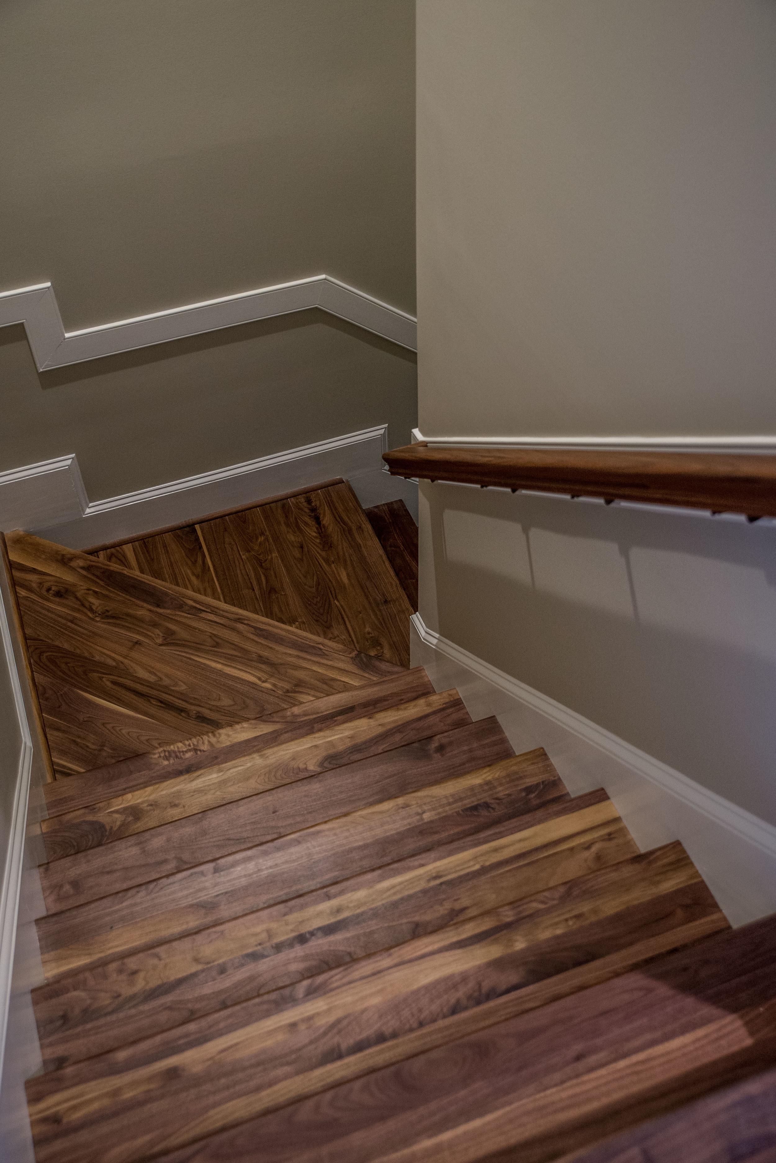 prefinished walnut flooring