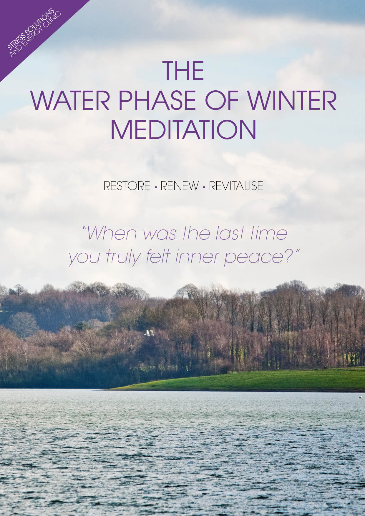 IMAGE The Water Phase of Winter Meditation, techniques and exercises for health, wellbeing and spiritual development - mindfulness in movement.jpg