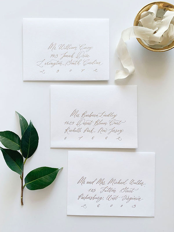 envelope calligraphy, address wedding invitations, calligraphy for wedding invitations, columbia, sc, greenville, sc, charleston, sc, lexington, sc 4.jpg