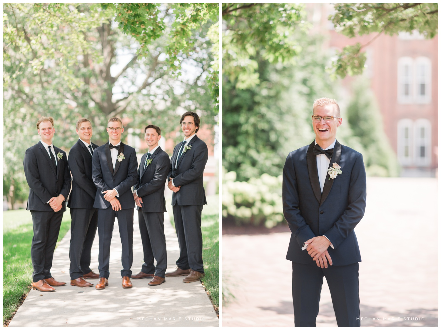 meghan marie studio university of dayton cathedral wedding with romantic earth tone donuts and decor steam plant ohio wedding_0294.jpg