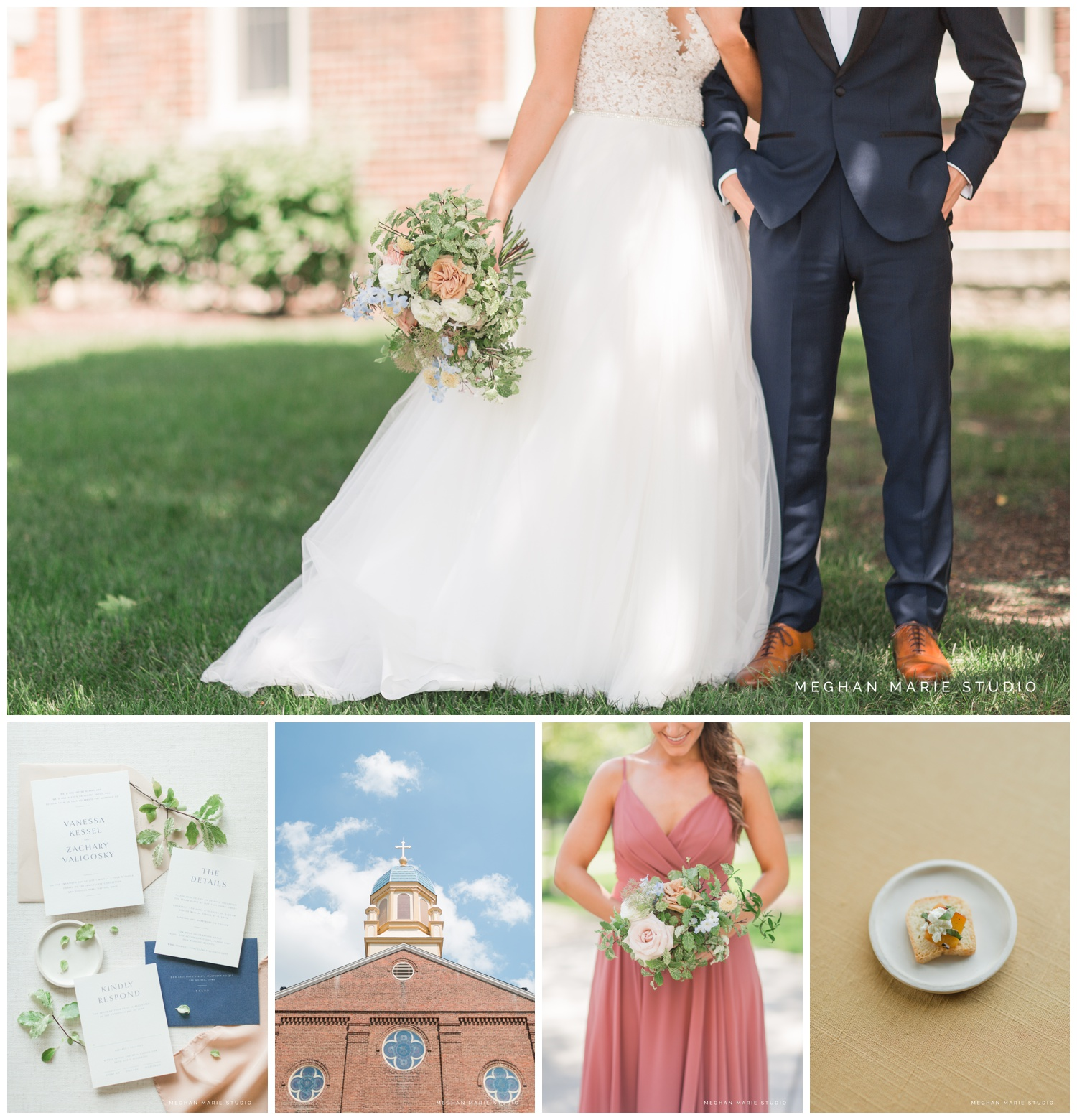 meghan marie studio university of dayton cathedral wedding with romantic earth tone donuts and decor steam plant ohio wedding_0333.jpg