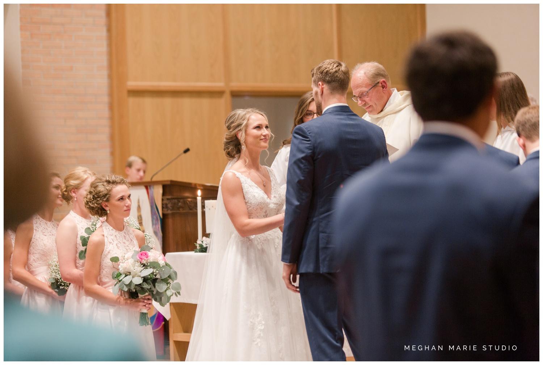 meghan marie studio ohio wedding kyle ahrens msu michigan state basketball spartans navy blush rustic barn soft warm bright bubbles catholic church_0378.jpg