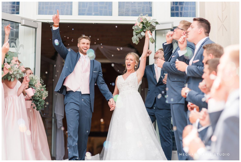 meghan marie studio ohio wedding kyle ahrens msu michigan state basketball spartans navy blush rustic barn soft warm bright bubbles catholic church_0381A.jpg