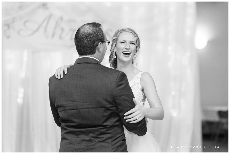 meghan marie studio ohio wedding kyle ahrens msu michigan state basketball spartans navy blush rustic barn soft warm bright bubbles catholic church_0401.jpg