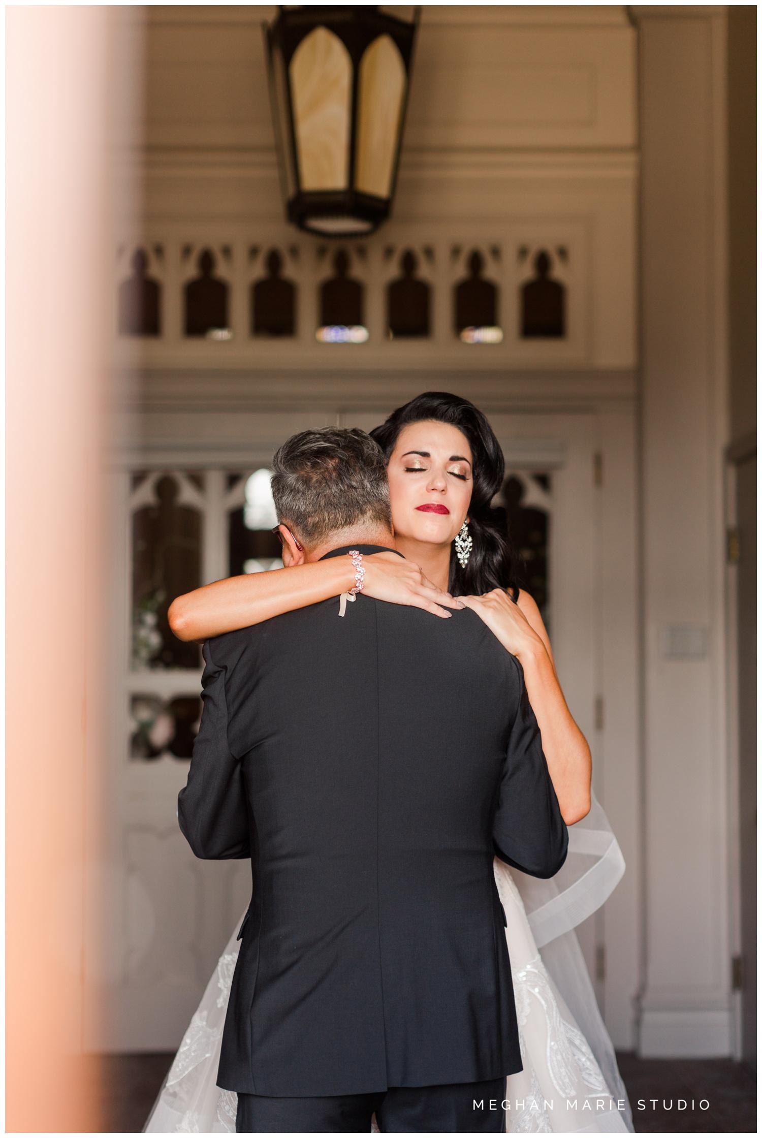 meghan marie studio wedding photographer ohio troy dayton columbus fort loramie st michael hall demange ken midmark elegant black suits metallics hollywood soft glam family wedding_0495.jpg