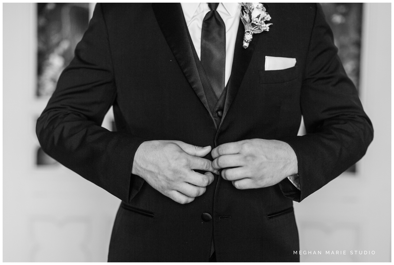 meghan marie studio wedding photographer ohio troy dayton columbus fort loramie st michael hall demange ken midmark elegant black suits metallics hollywood soft glam family wedding_0496.jpg
