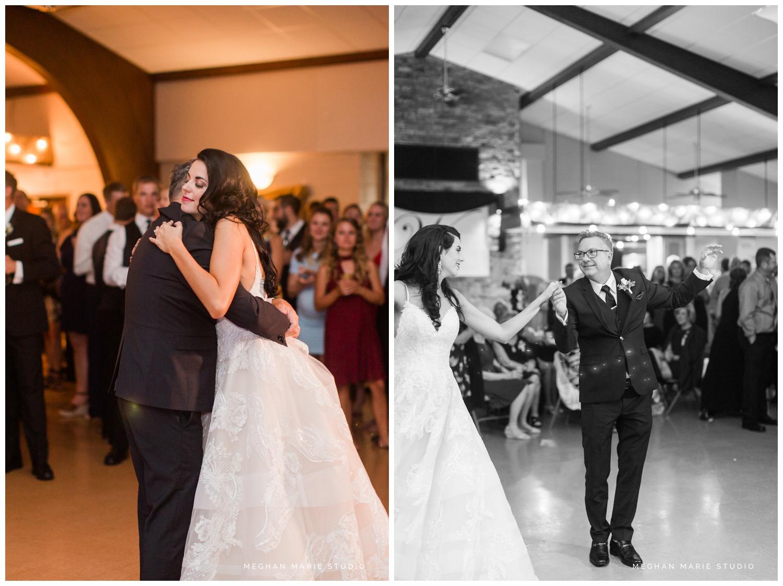 meghan marie studio wedding photographer ohio troy dayton columbus fort loramie st michael hall demange ken midmark elegant black suits metallics hollywood soft glam family wedding_0539.jpg