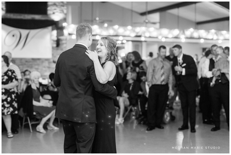 meghan marie studio wedding photographer ohio troy dayton columbus fort loramie st michael hall demange ken midmark elegant black suits metallics hollywood soft glam family wedding_0541.jpg