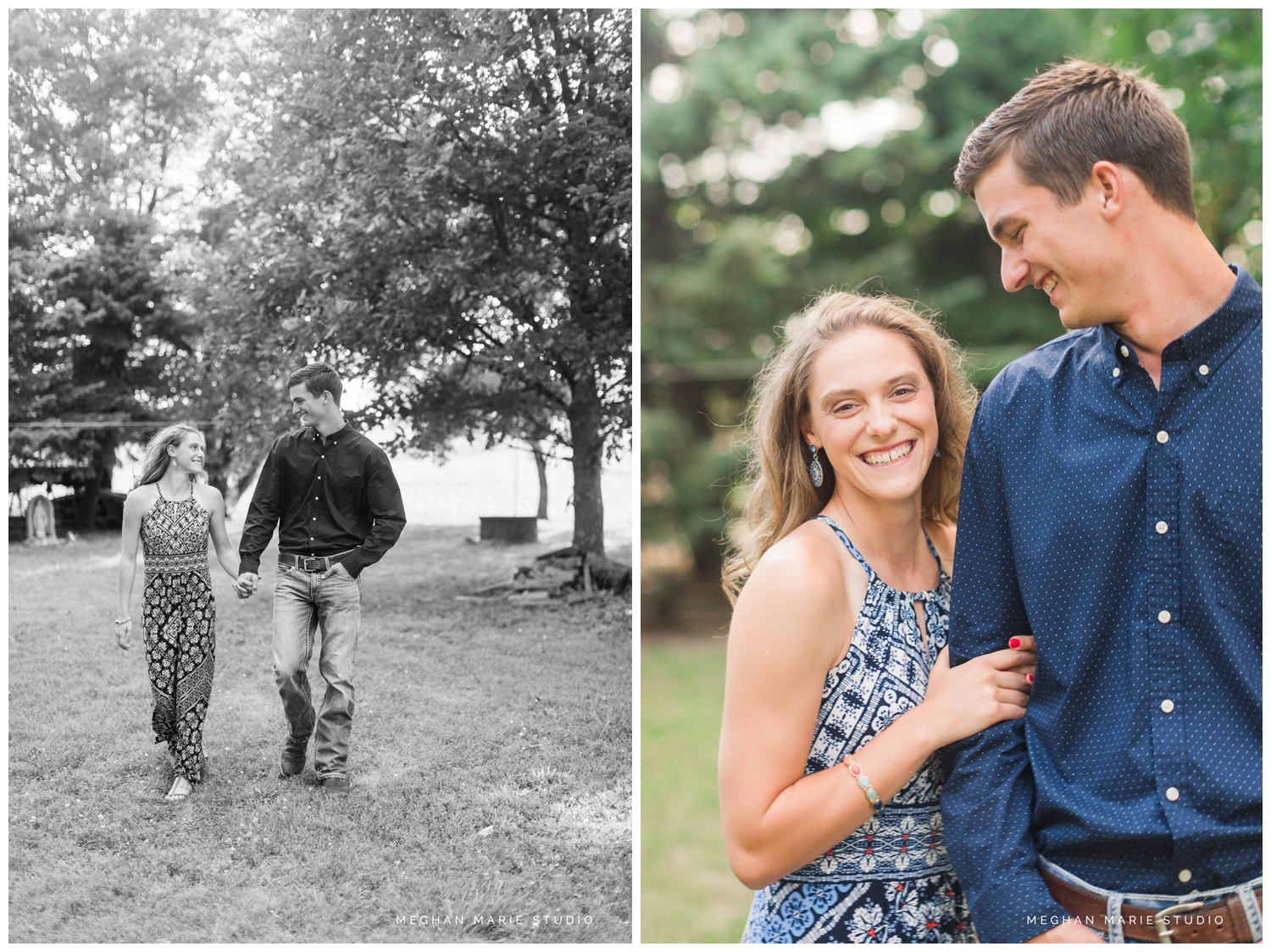 meghan marie studio wedding photographer ohio troy dayton columbus small town rustic rural farm cows russia shelby county barns antique vintage engagement lauren heaton_0549.jpg