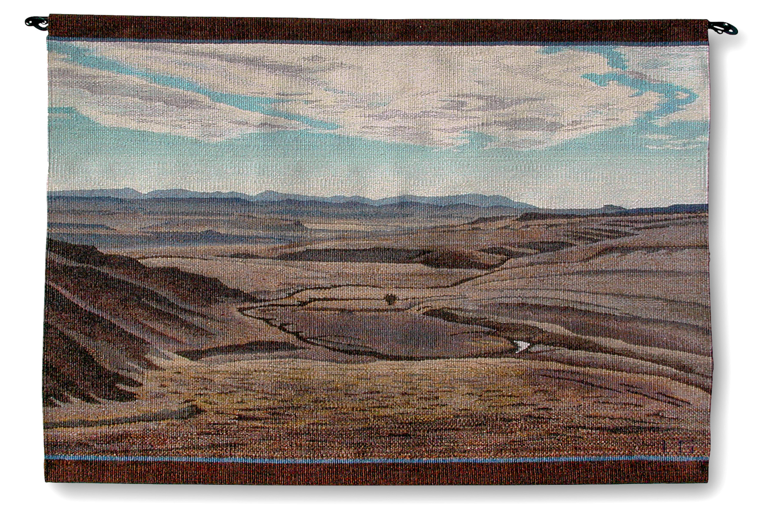 "Fish Creek West, 38"" X 26.5"", $3,200"