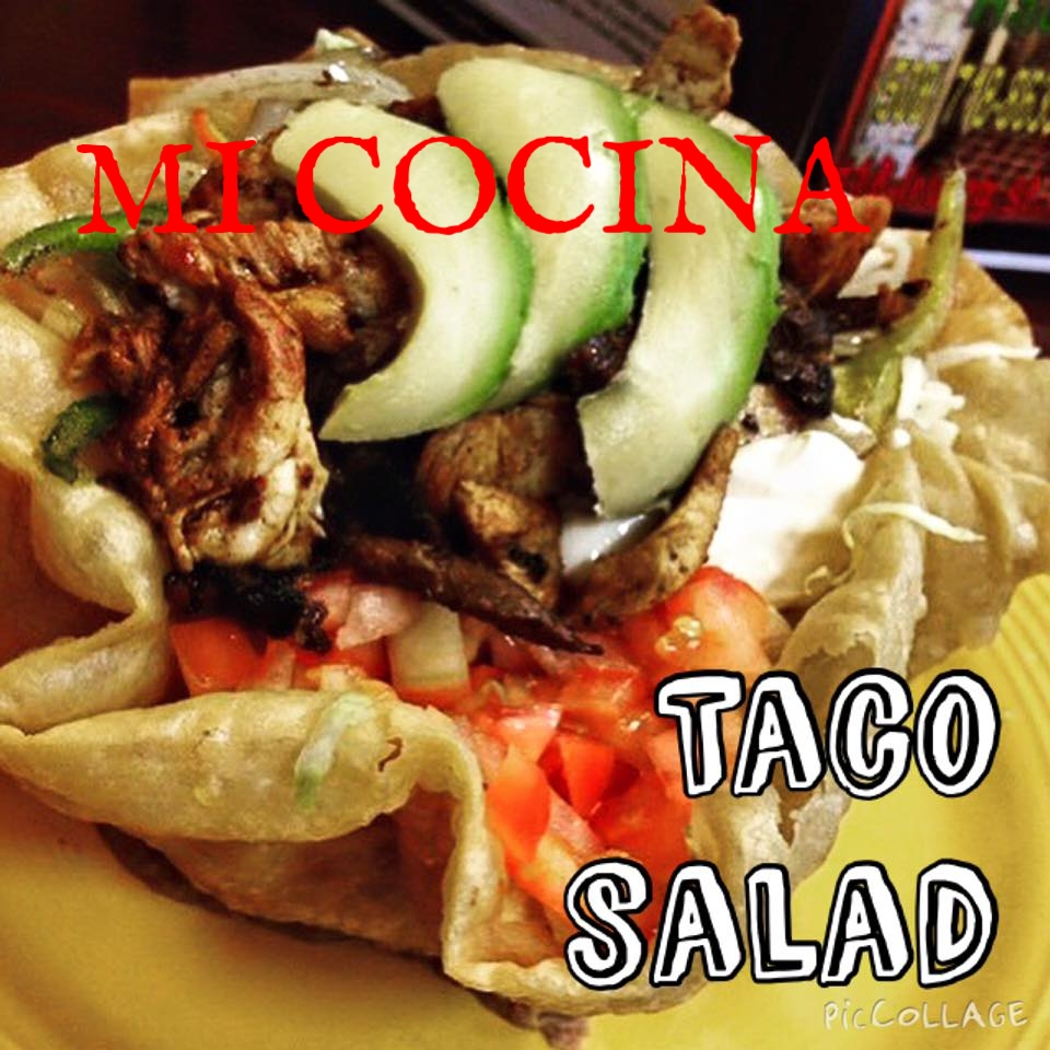 Authentic food from warm hearts - MI COCINA - 18 Irving Street- Rolled Tacos- Delicious QuesadillasTwo years of greatness in the historic Bullard Building!