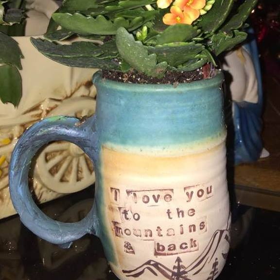 Toy Trucks & Succulents from Nicole - These memorable, vintage items will help you make an impressive mark upon your friends and family. Stop by Nicole's table to see what the commotion is all about!> Pair it with Ein Dussel