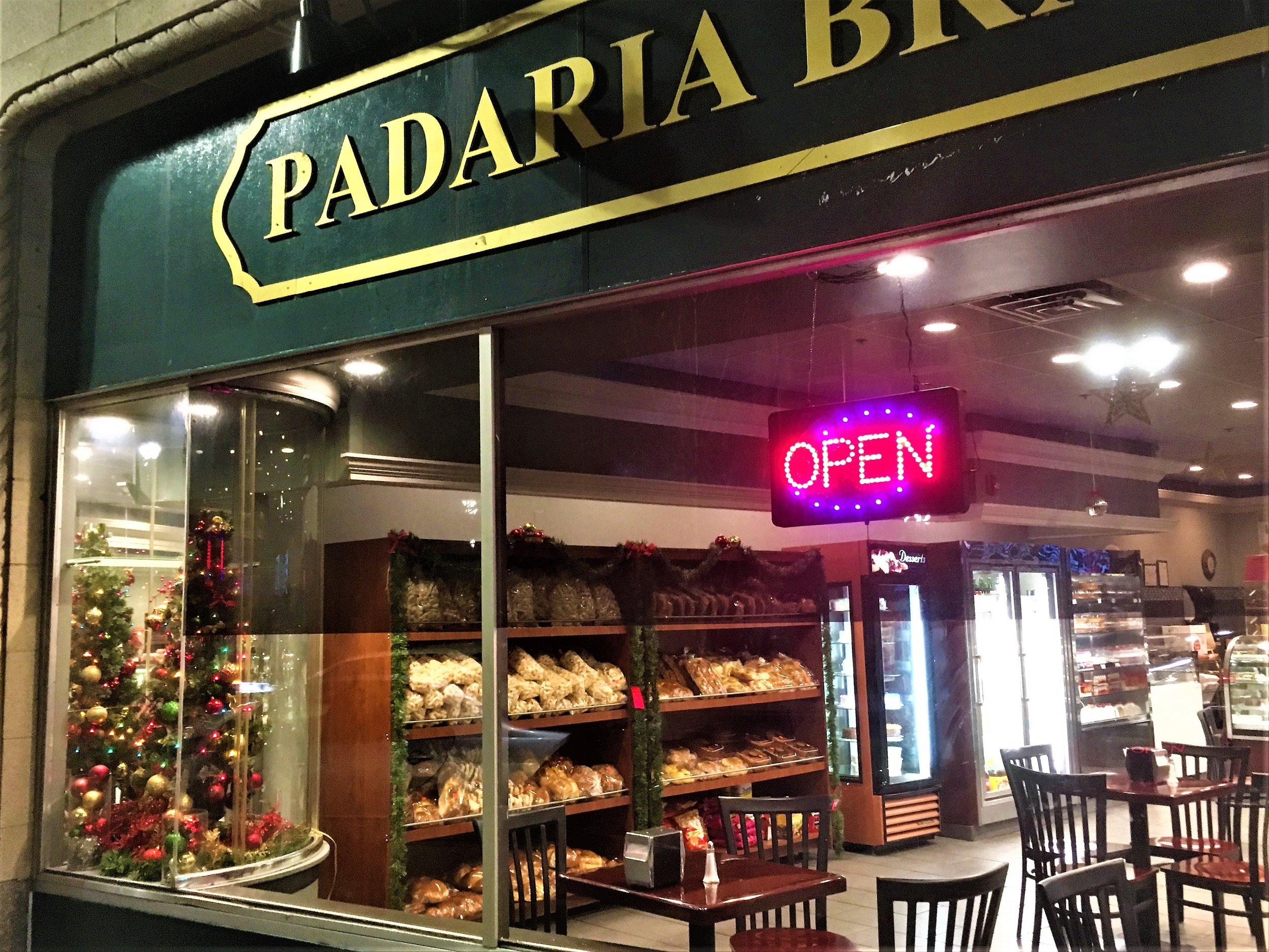 Padaria Brasil Bakery   165 Concord Street