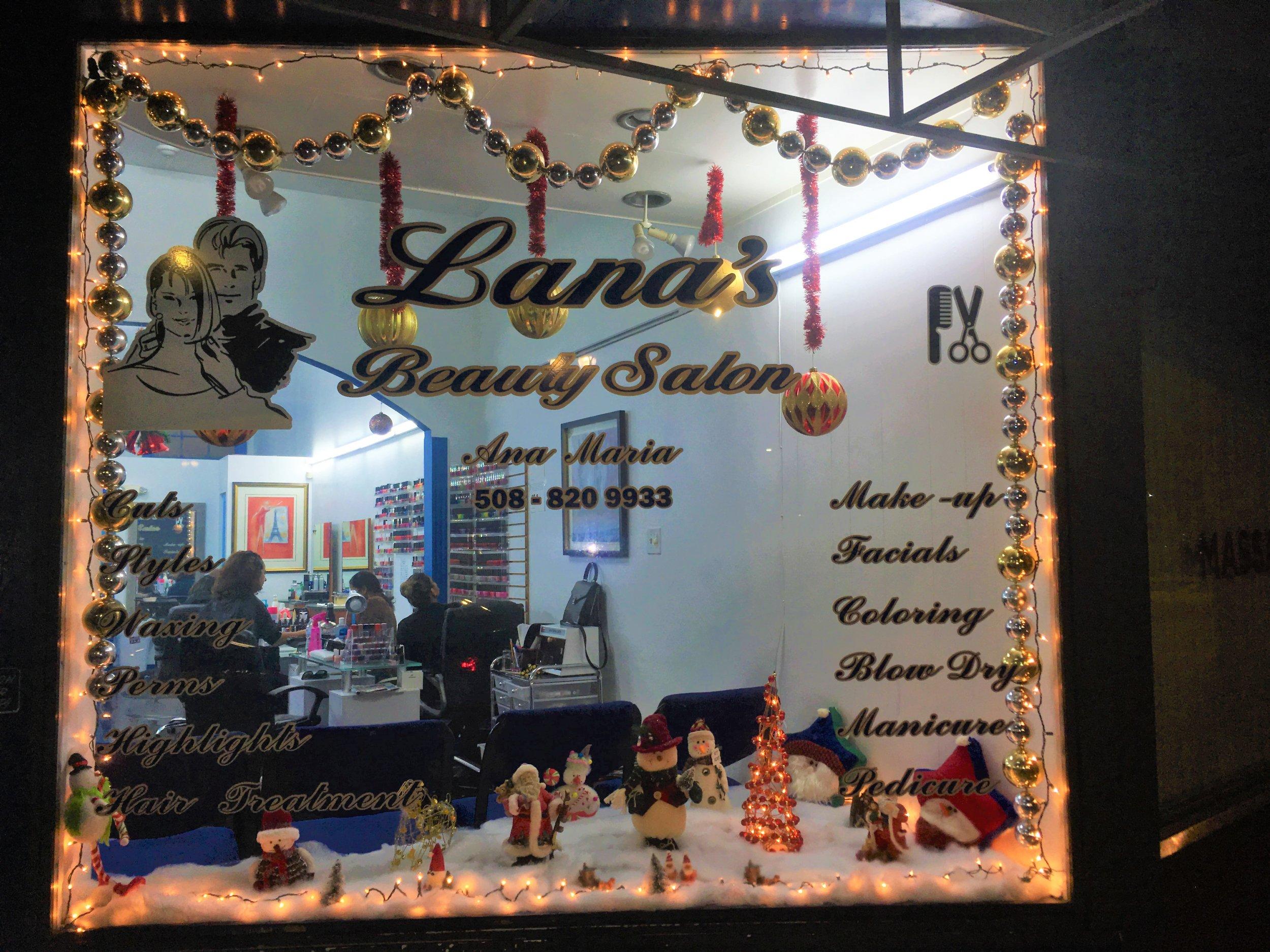 Lana's Beauty Salon   58 Union Avenue