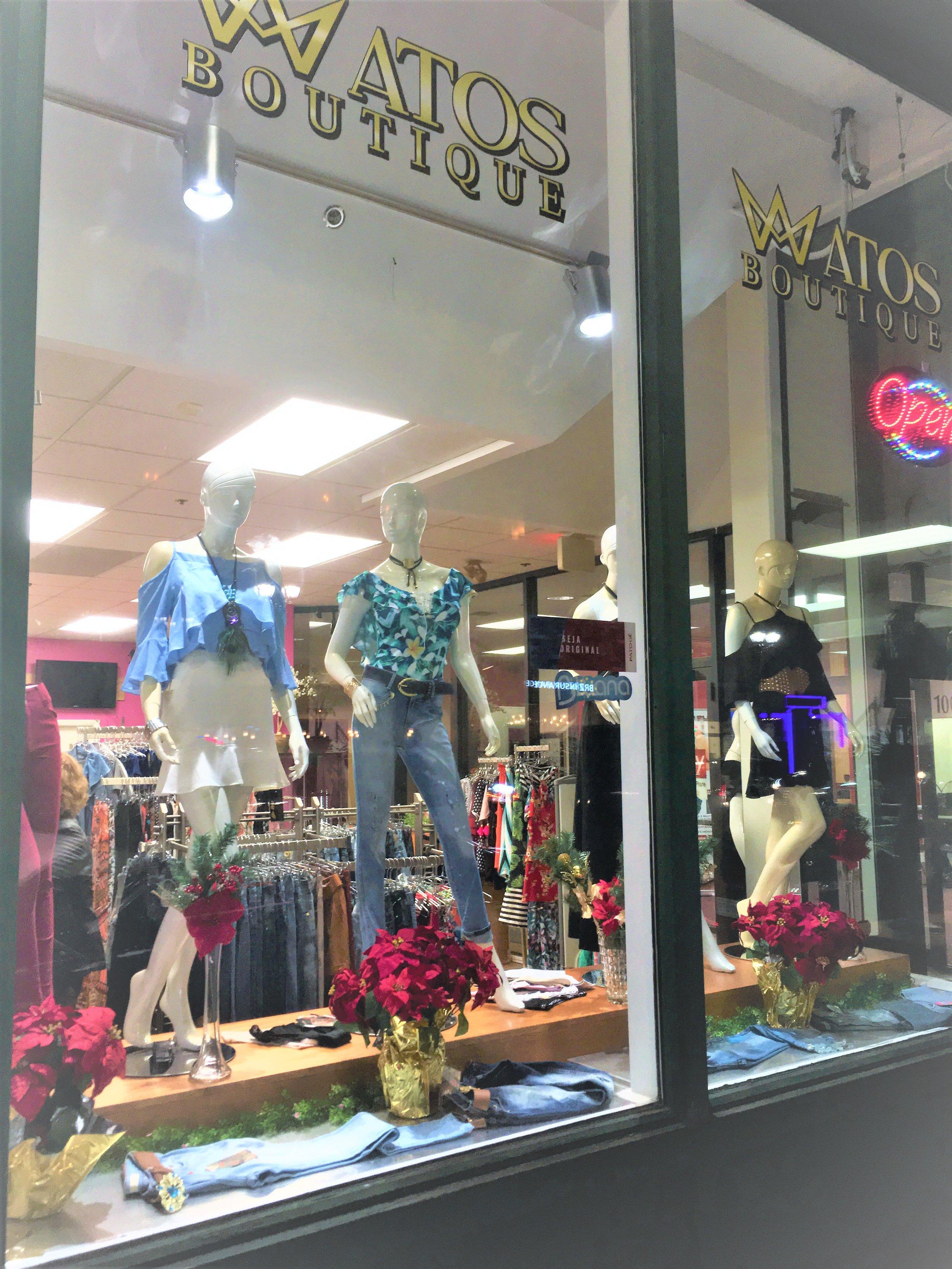 ATOS Boutique   100 Concord Street