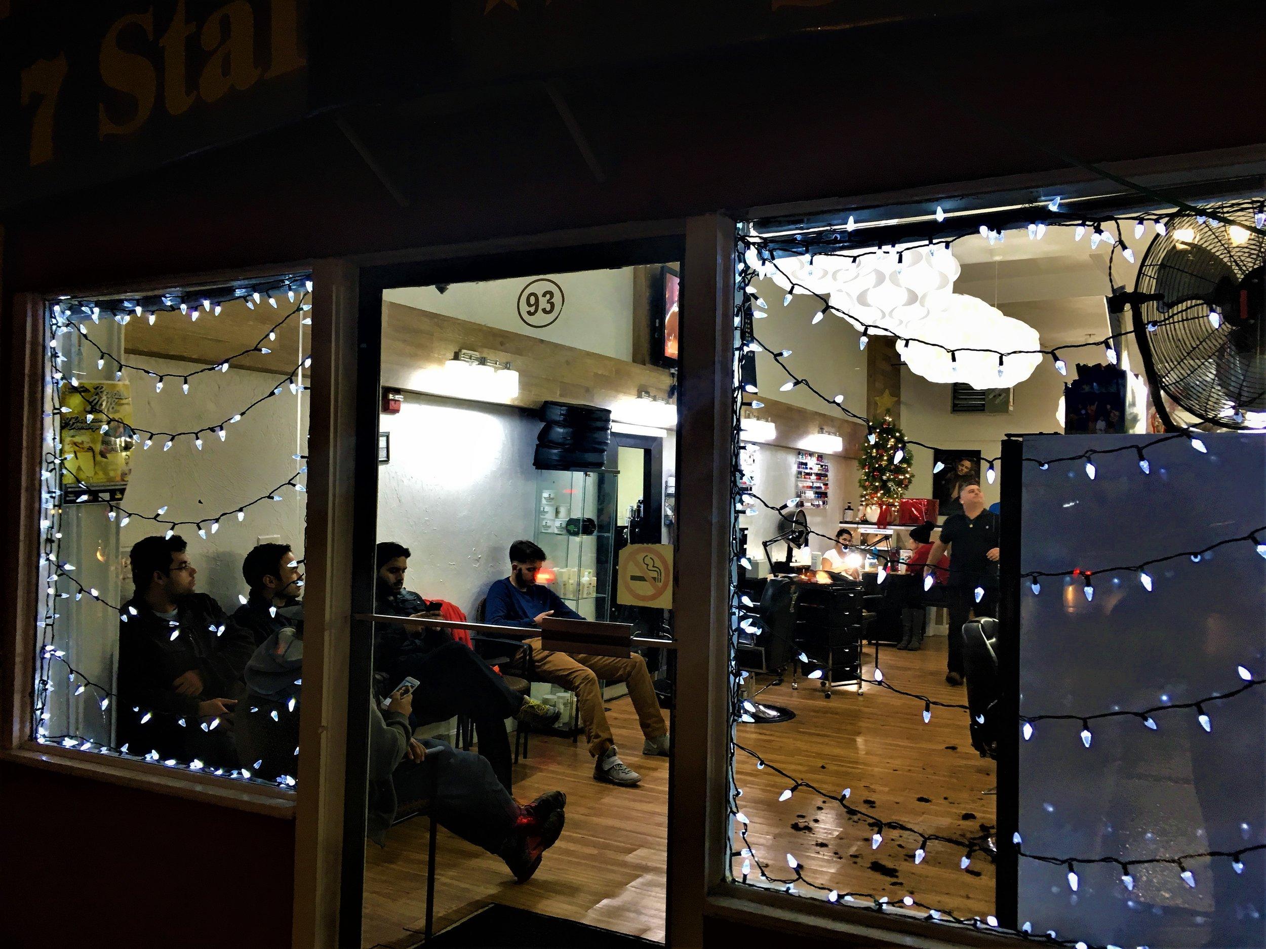 Seven Star Beauty Salon   93 Hollis Street