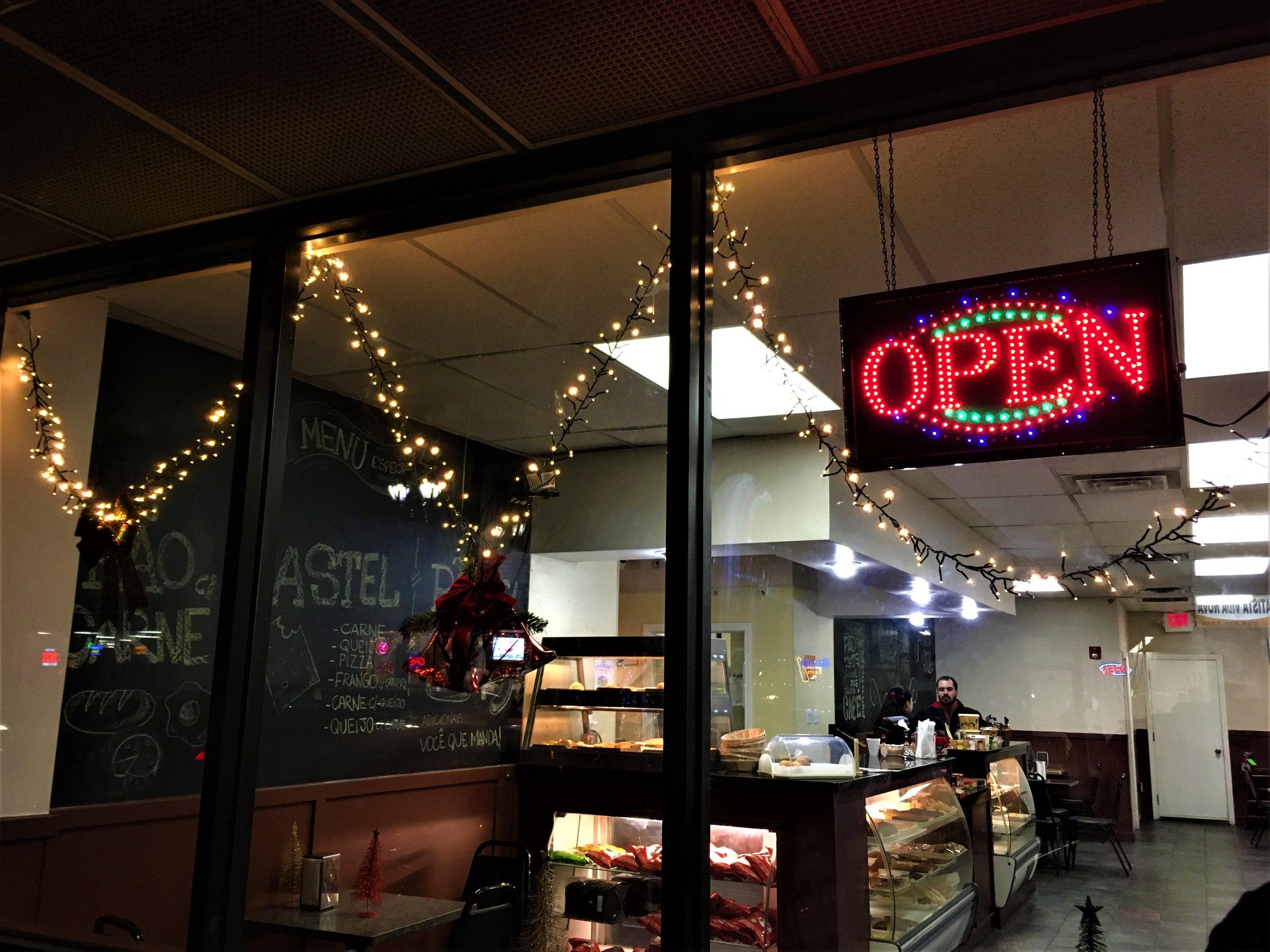 Padaria Brasil Bakery   61 Hollis Street