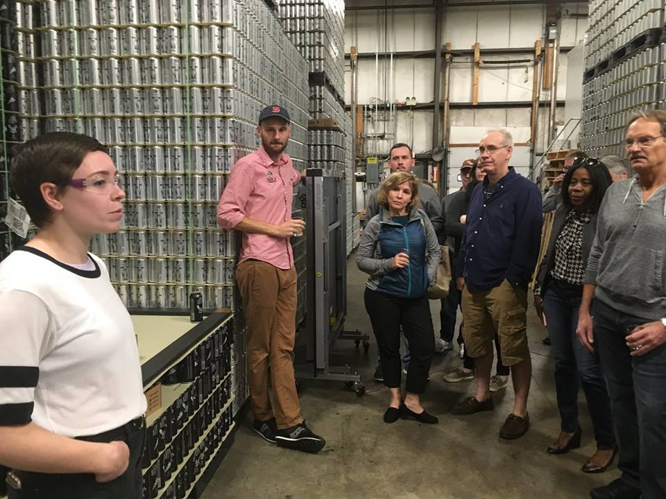 Exhibit 'A' Brewing Co. - Private Tour, Tasting, and $100.00 of Merchandise!