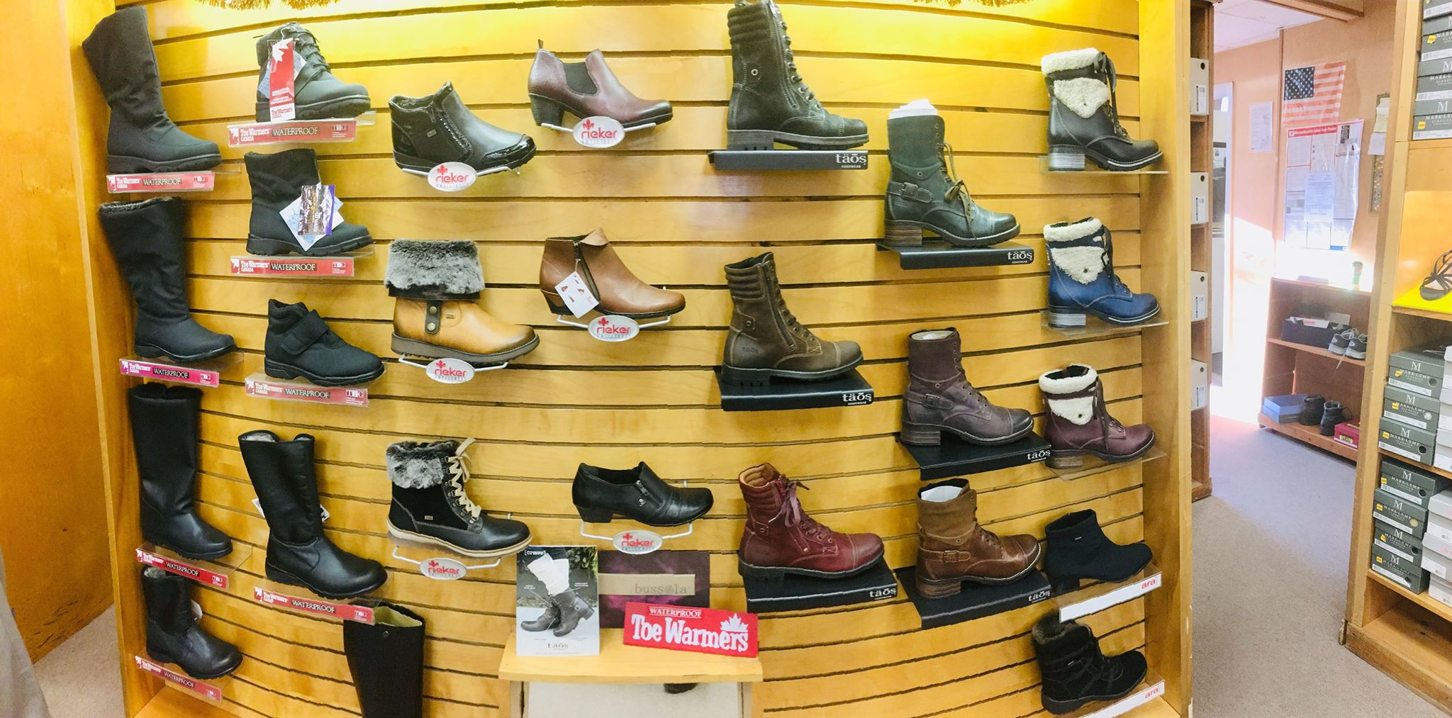 Panza Shoes - Meet-and-greet the wonderful owners and manger of one of Framingham's oldest businesses, Panza Shoes. Two $25 gift certificates will be available at the Downtown Celebration.