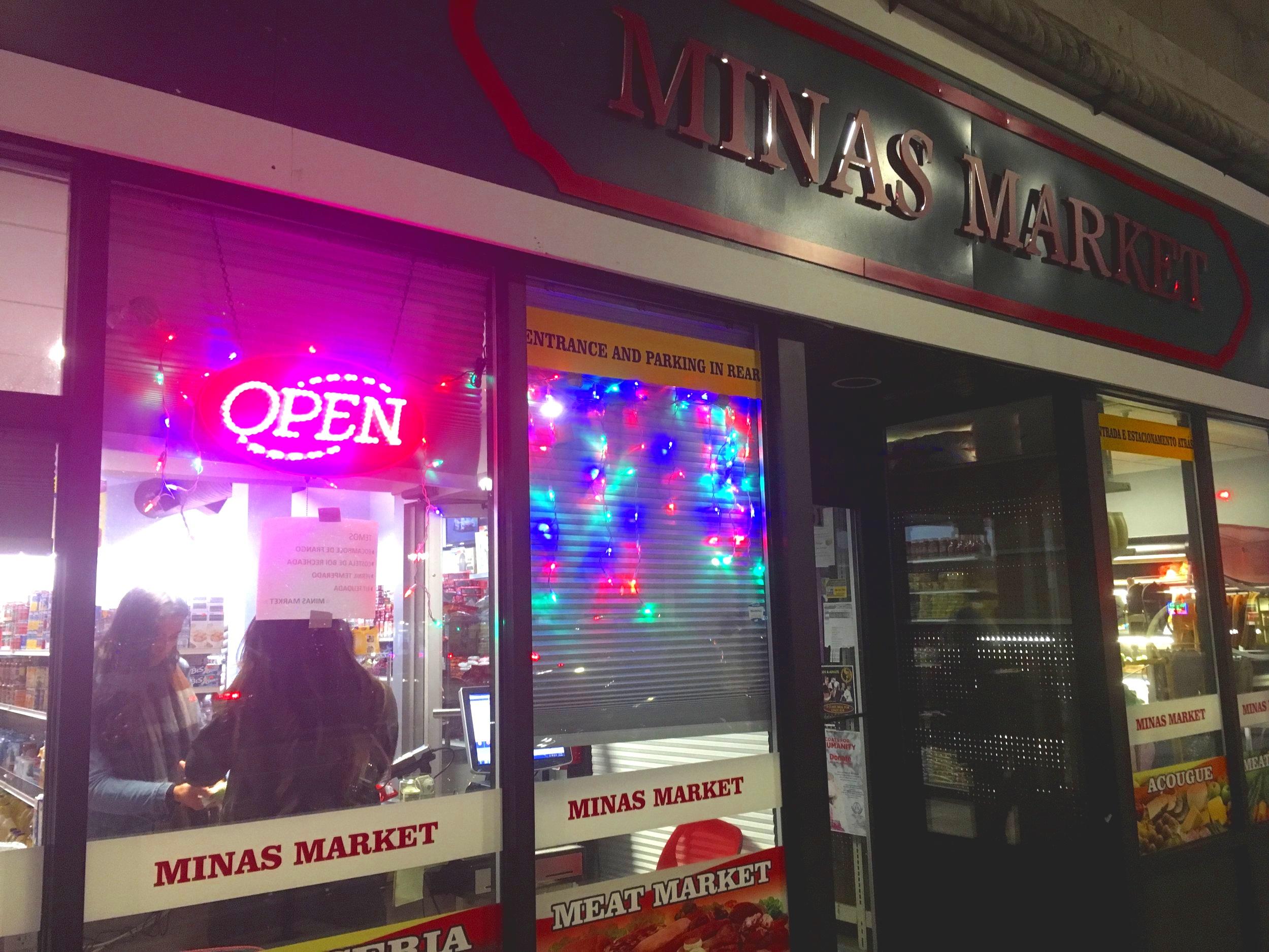 Minas Market  151 Concord Street