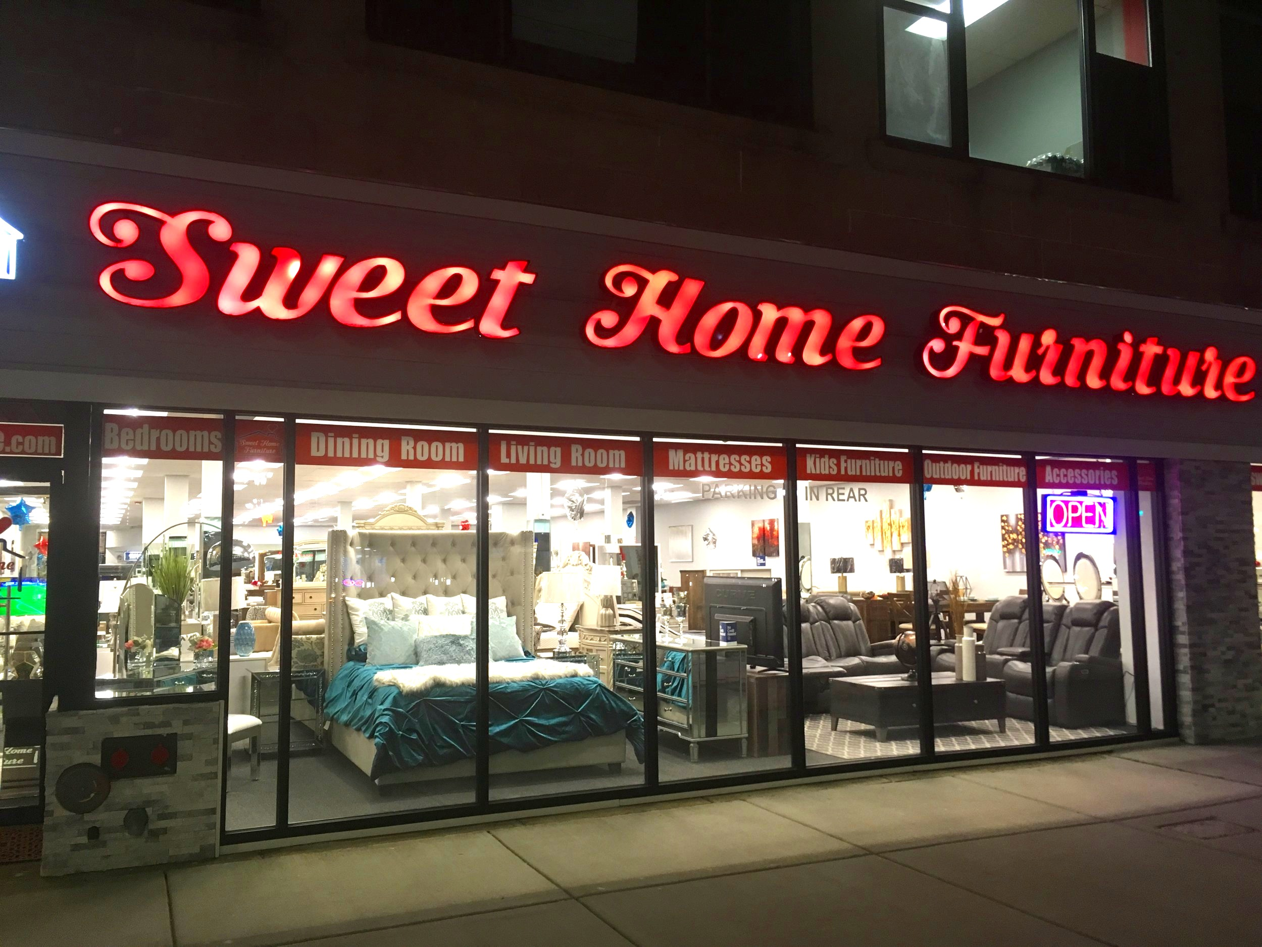 Sweet Home Furniture  145 Concord Street