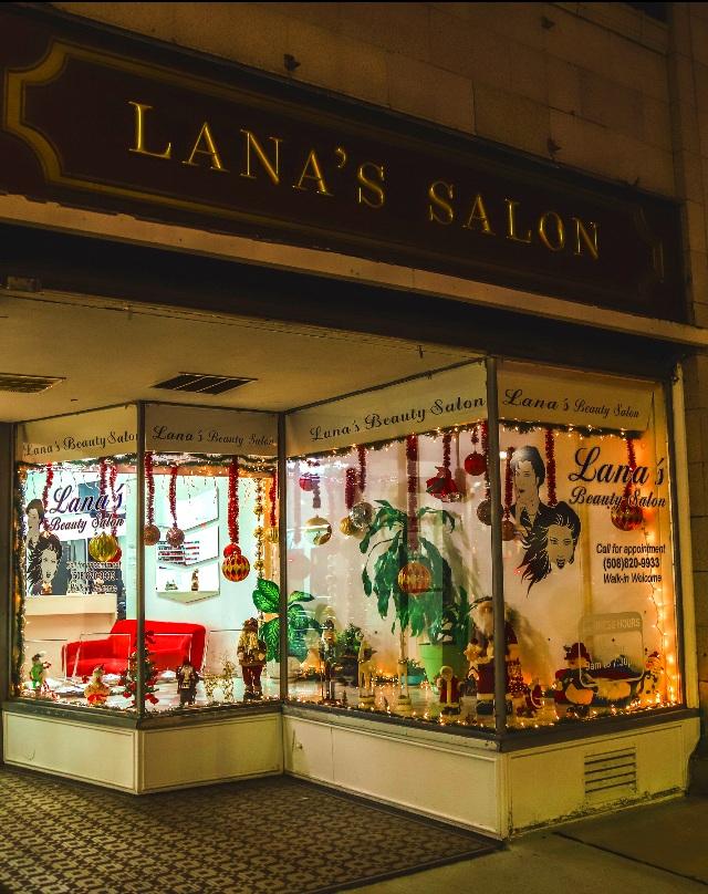 Lana's Beauty Salon   133 Concord Street