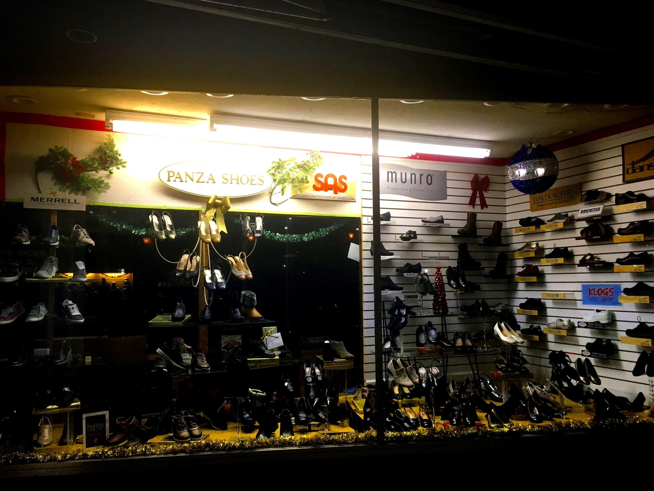 Panza Shoes   48 Union Avenue