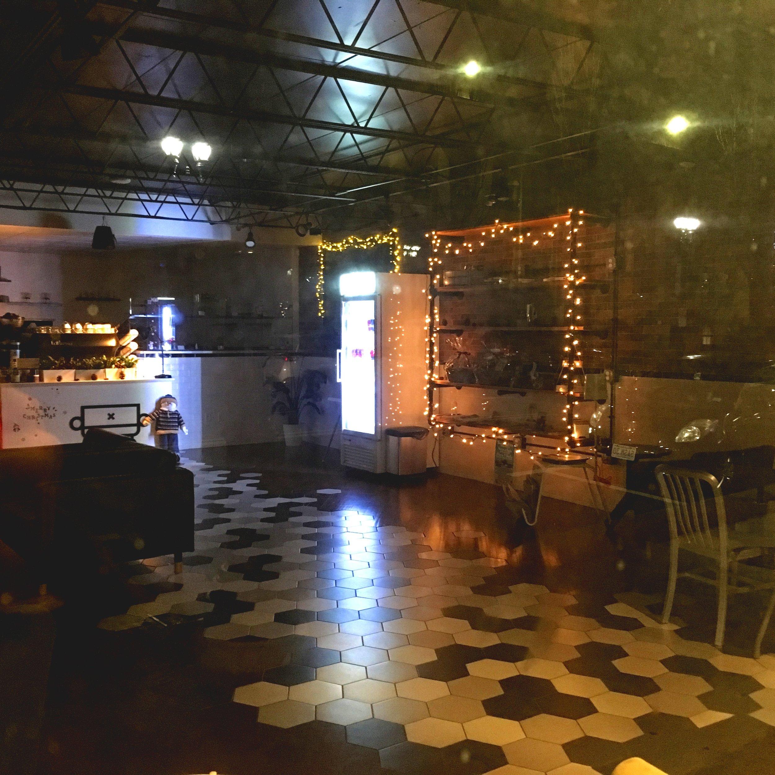 Sofa Cafe   181 Concord Street