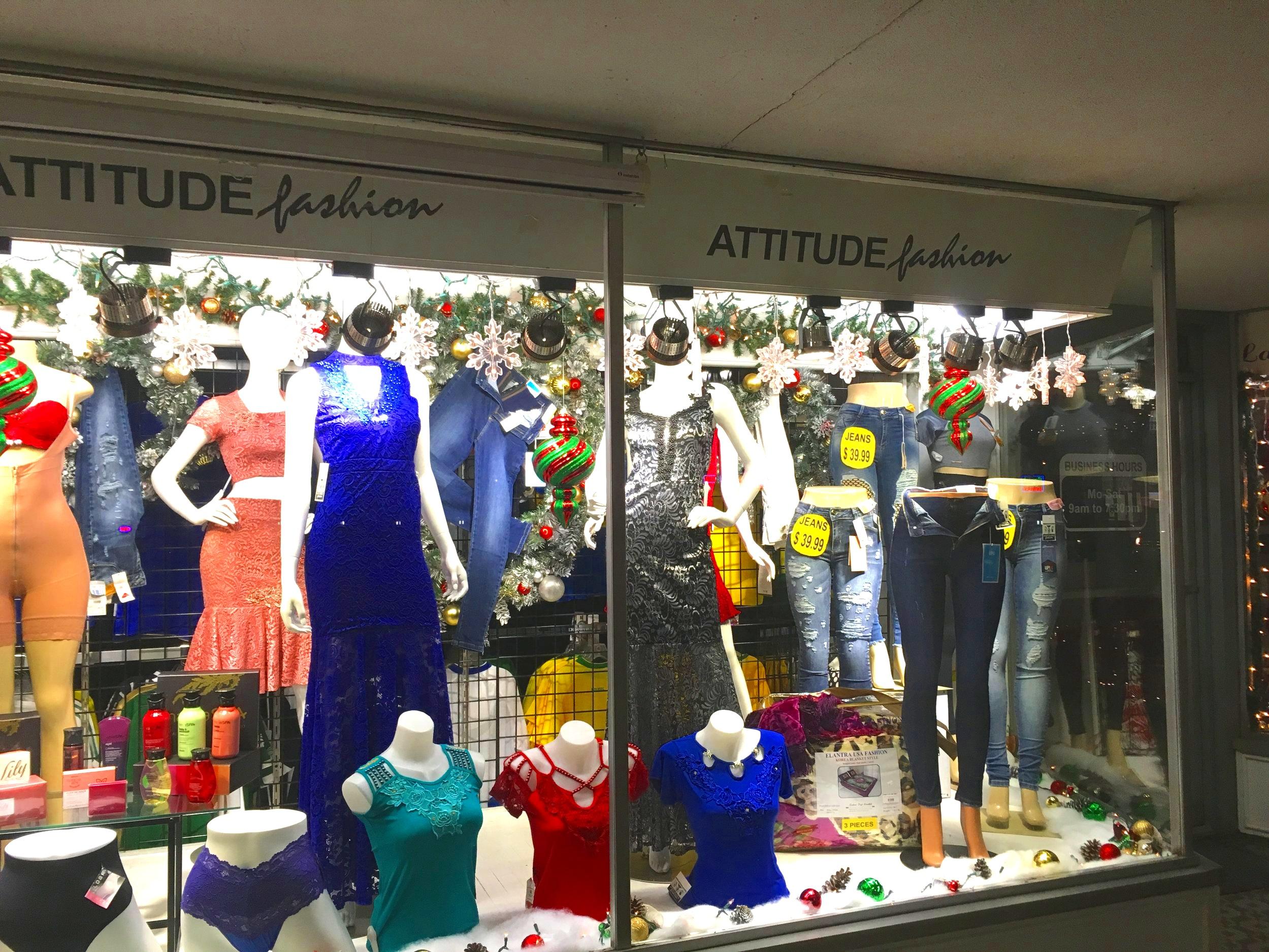 Attitude Fashion   137 Concord Street