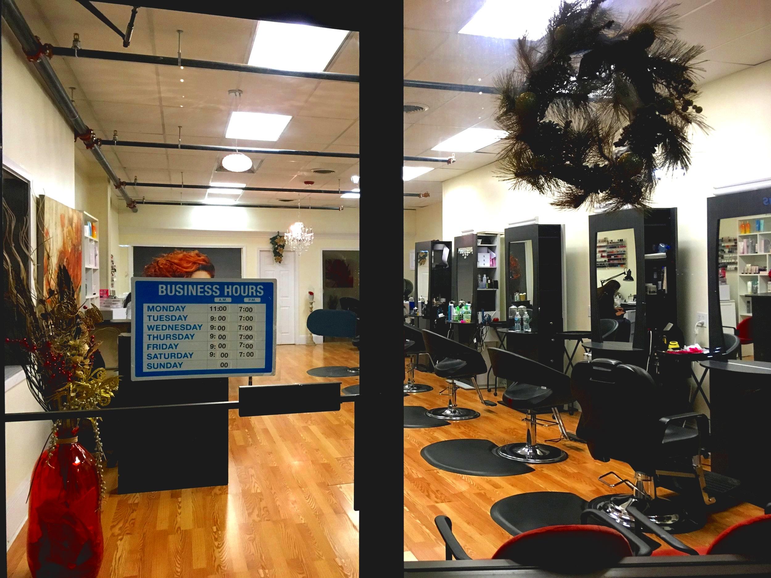 Elegance Salon   111 Concord Street